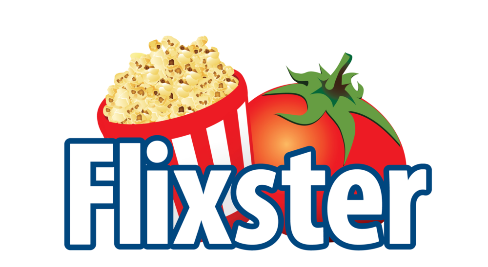 New Flixster Logo - Designed to incorporate Rotten Tomatoes after the 2010 merger.