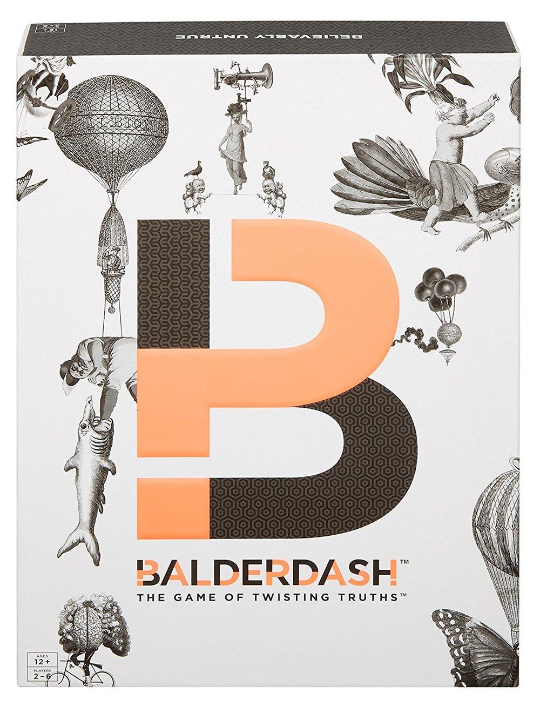 Balderdash Board Game  $20 CAD