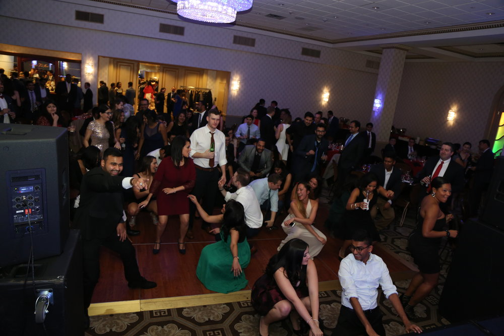 RUTGERS UNIVERSITY WINTER BALL NJ 2018