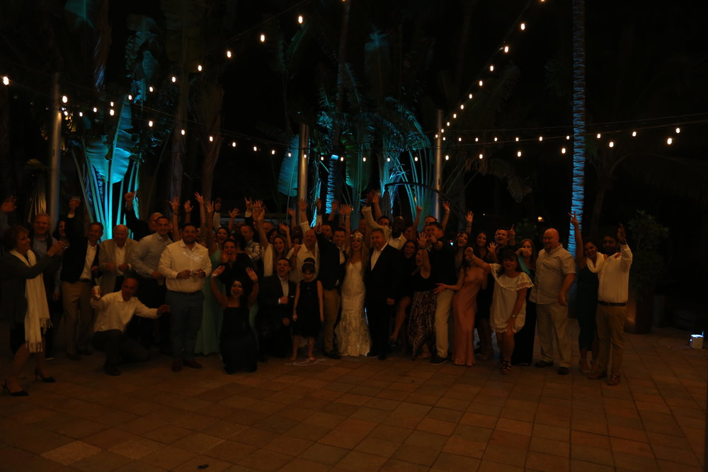 Mr & Mrs Salvatore Wedding in Miami