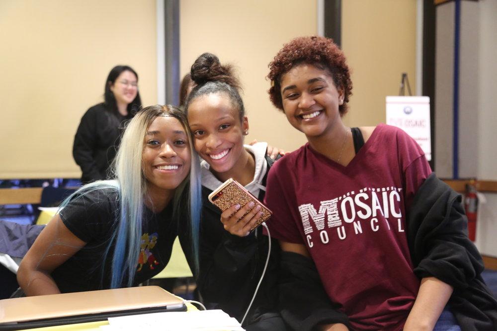 Pace University Mosaic Kick Off