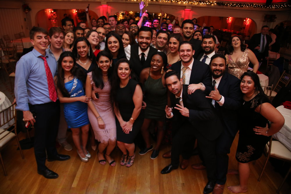 Rutgers University Holiday Party 2018