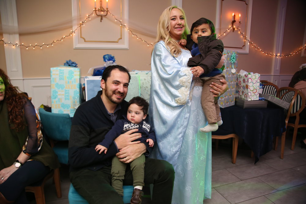 Yasmine Elamire Baby Shower 10-9-2018