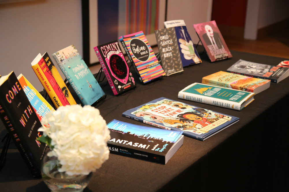 THE NEW SCHOOL ALUMNI & FACULTY BOOK PARTY 2019