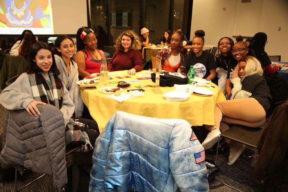Pace University Mosaic & Caribbean Student Association 2019