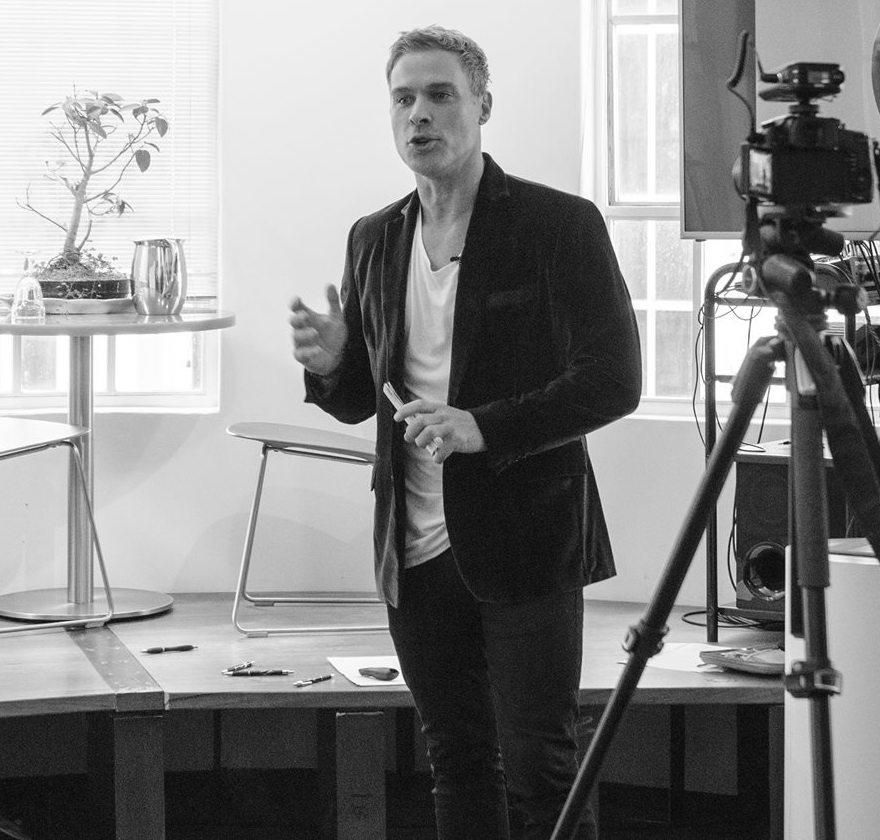 Andrew Eggelton -Creator, Producer & Host