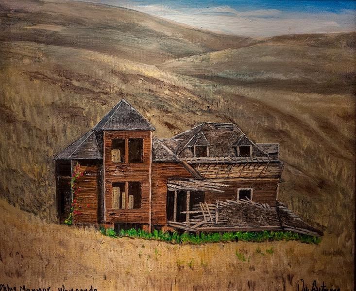 Phlug Manor by Victor Detering | $300