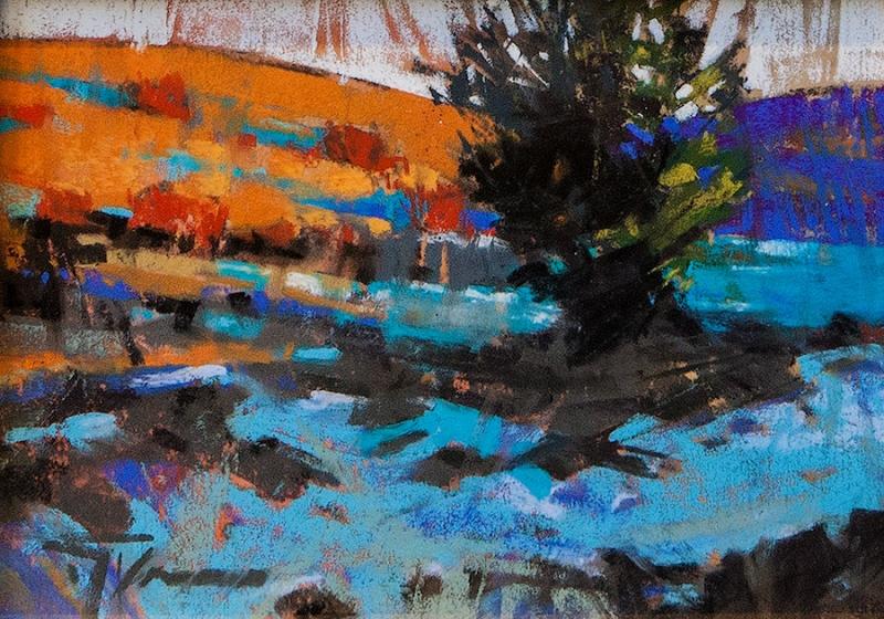 Lone Pine by Jen Evenhus | $200