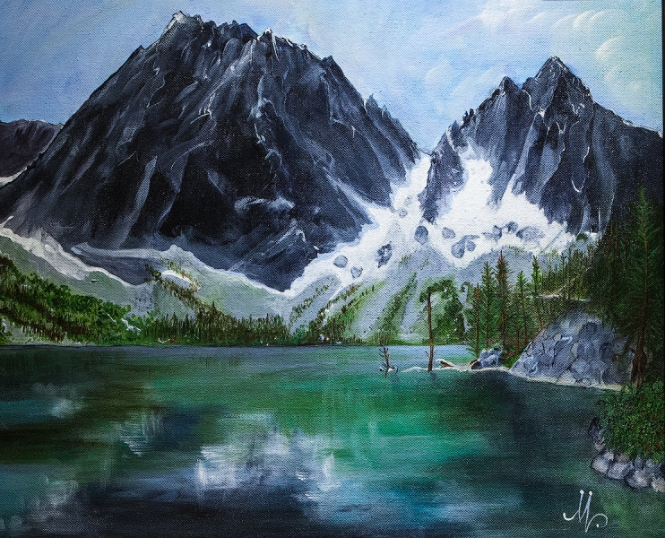 Enchanting Colchuck by Michelle Henley | $475