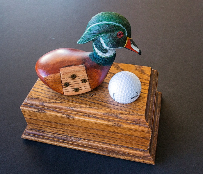 Duck Box by Milo Mirabelli | $145