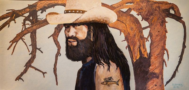 Kona Cowboy by Dean Rainey | $400