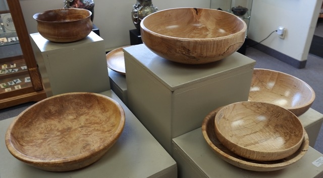 Wood Bowls by Ken Thompson