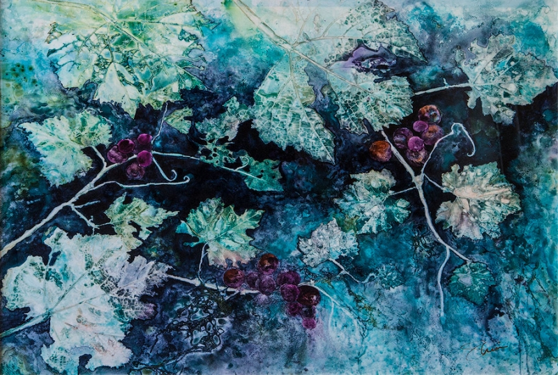 Bright of the Night by Sheri Trepina | $2,100