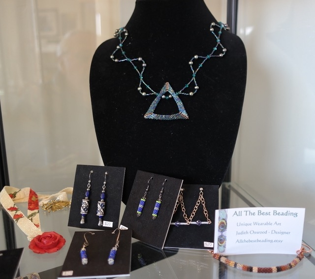 Jewelry by Judith Oswood