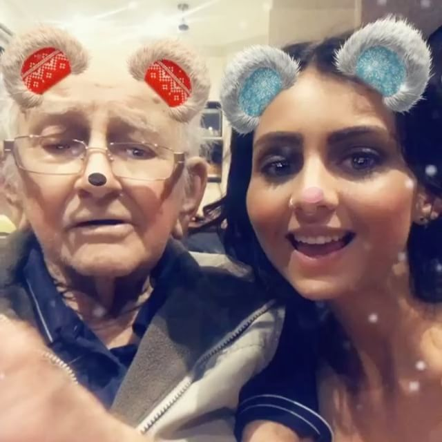 My little heart is so sad to lose one of the greatest, kindest, most hard working, humble, grateful & generous men it has known. I love you with everything I've got & am so blessed to have had you as my grandude 💕 This was on your 92nd birthday, what a bad ass 👊🏾#loveyou