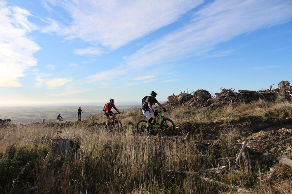 Waimate cycling club