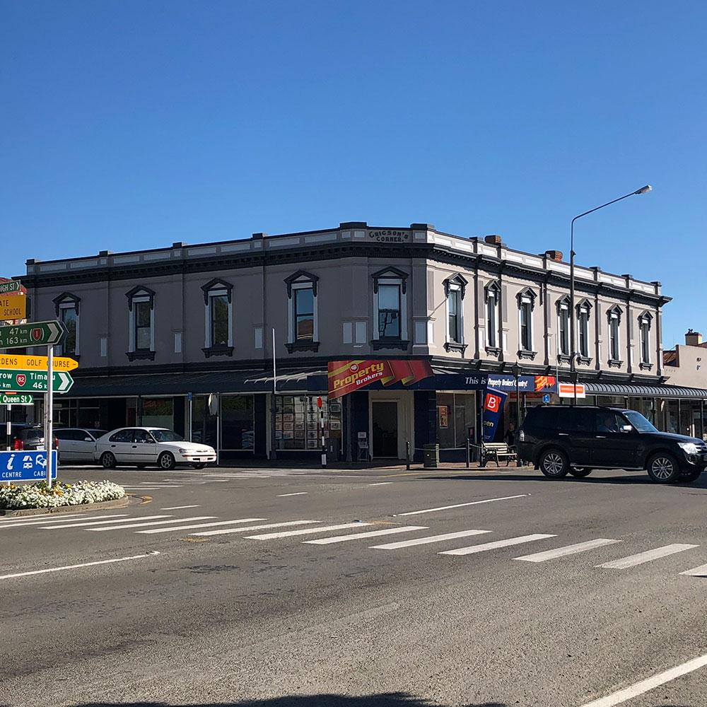 Grigsons Corner