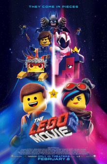 Lego Movie   2   It's been five years since everything was awesome and the citizens are facing a huge new threat: Lego Duplo invaders from outer space, wrecking everything faster than they can rebuild.   Saturday 27th April 2pm All tickets $10.00 (no comps) (PG) 147 mins   Fundraiser Positive Waimate Group. Raising funds to purchase Thomas the Train for the Christmas Parade.   Waimate Regent Theatre  cnr Shearman & Slee St Waimate P. 689 8348