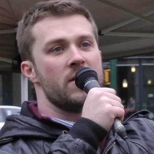 Jamie Biggar, Leadnow.ca Co-founder