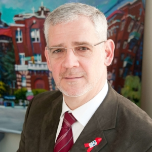 Julio Montaner, Director of the BC Centre for Excellence in HIV/AIDS
