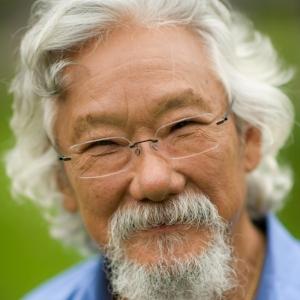David Suzuki, Educator, Scientist & Activist