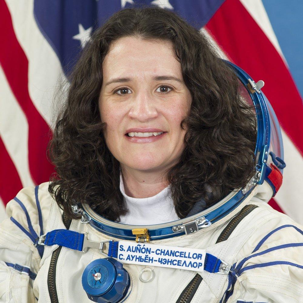 Serena Auñón-Chancellor, NASA Astronaut, Physician & Engineer