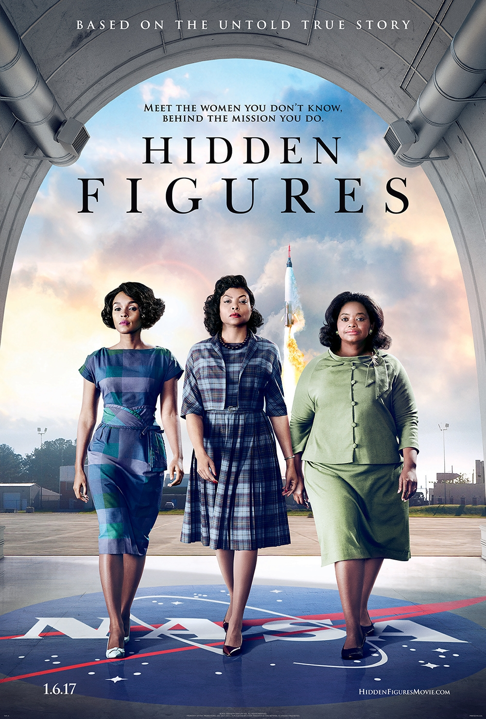 "Hidden Figures           Normal   0           false   false   false     EN-US   X-NONE   X-NONE                                                                                                                                                                                                                                                                                                                                                                                                                                                                                                                                                                                                                                                                                                                                                                                                                                                                                     /* Style Definitions */ table.MsoNormalTable 	{mso-style-name:""Table Normal""; 	mso-tstyle-rowband-size:0; 	mso-tstyle-colband-size:0; 	mso-style-noshow:yes; 	mso-style-priority:99; 	mso-style-parent:""""; 	mso-padding-alt:0cm 5.4pt 0cm 5.4pt; 	mso-para-margin-top:0cm; 	mso-para-margin-right:0cm; 	mso-para-margin-bottom:8.0pt; 	mso-para-margin-left:0cm; 	line-height:107%; 	mso-pagination:widow-orphan; 	font-size:11.0pt; 	font-family:""Calibri"",sans-serif; 	color:black;}      Hidden Figures  is based on a true story about African American female mathematicians who worked at NASA during the Space Race. These three women played vital roles in helping the United States become...   Read More"