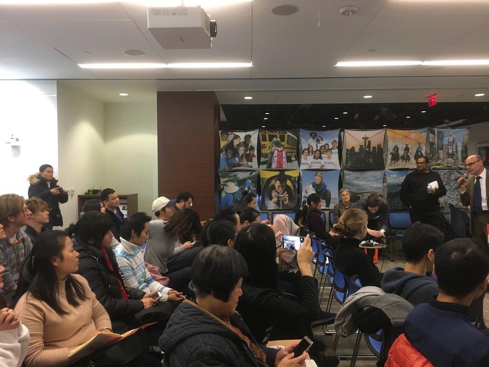 Beijing American Center