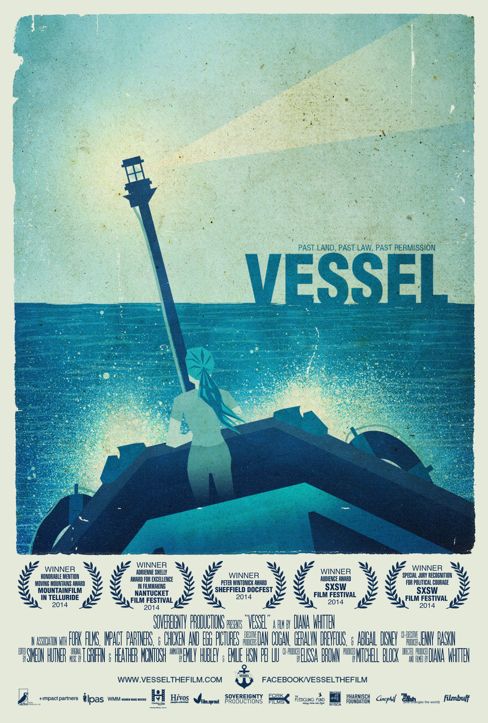 Vessel     Vessel  begins with a young doctor who lived by the sea and an unlikely idea. Rebecca Gomperts, horrified by the realities created by anti-abortion law around the world...  Read More