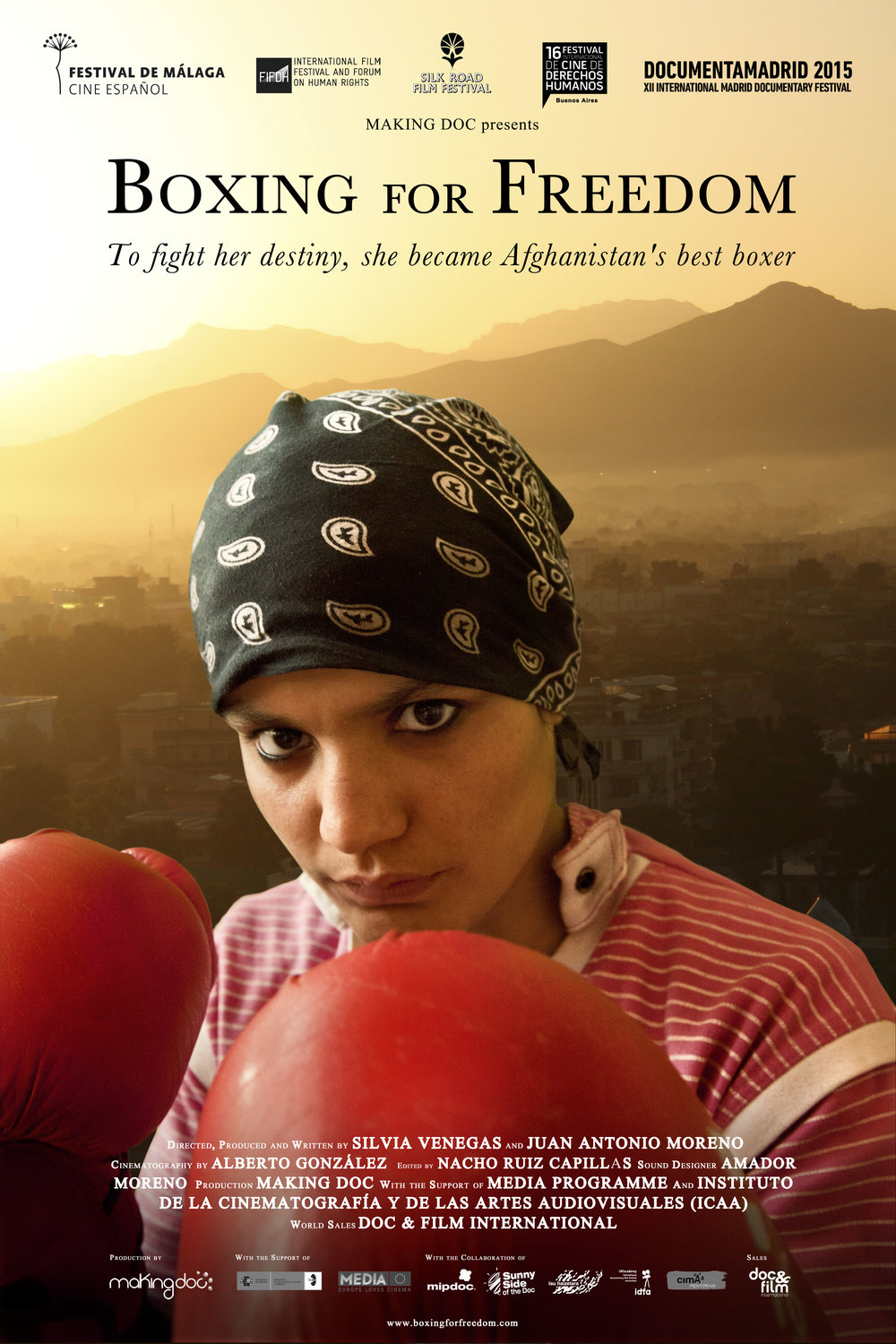 Boxing for Freedom    One morning, a man named Hiromi wakes up and finds himself transformed into a woman―the movie has a setting similar to Franz Kafka's ʺThe Metamorphosis.ʺ...  Read More