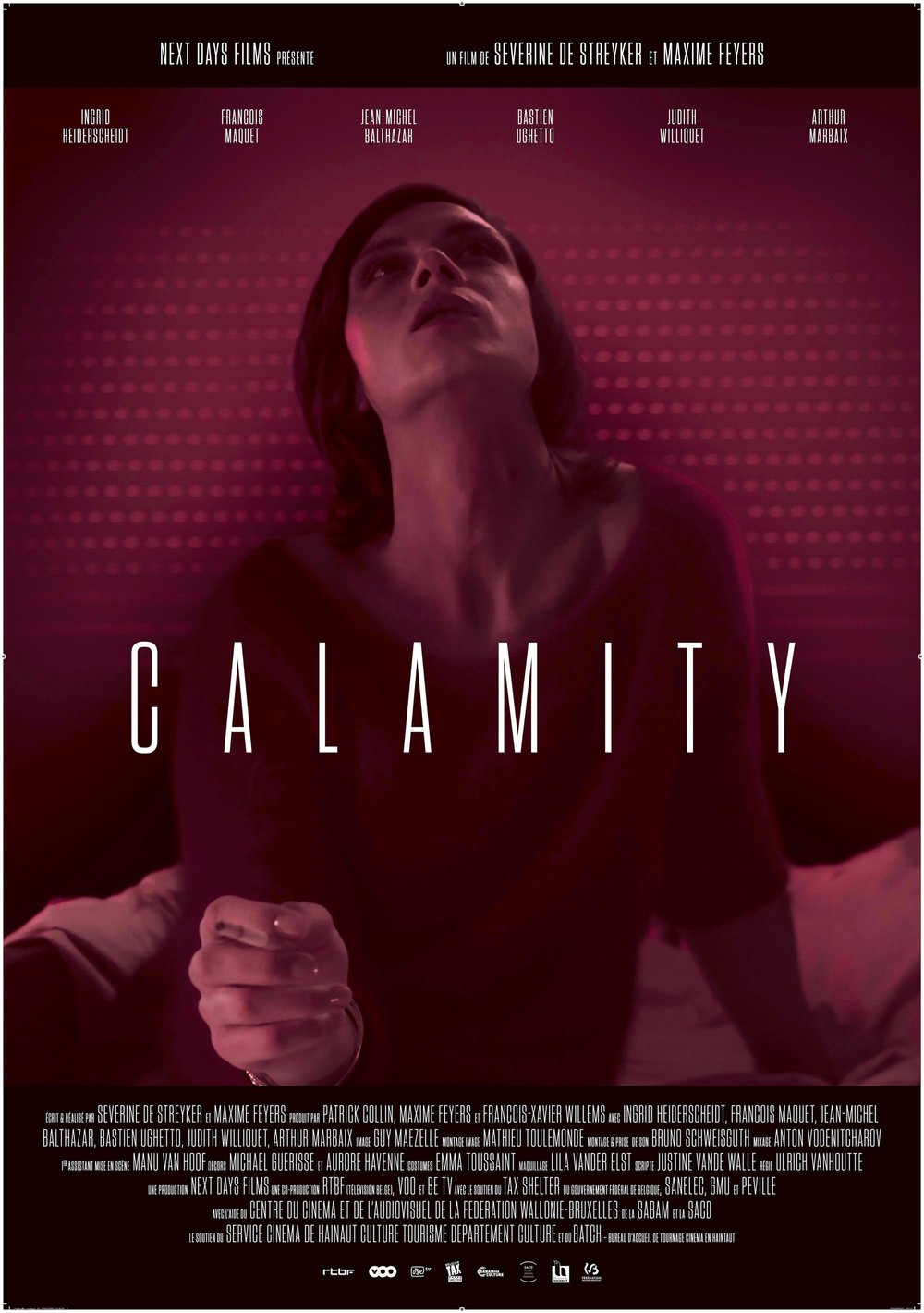 Calamity    'France meets her son's girlfriend for the first time, she loses control...   Read More