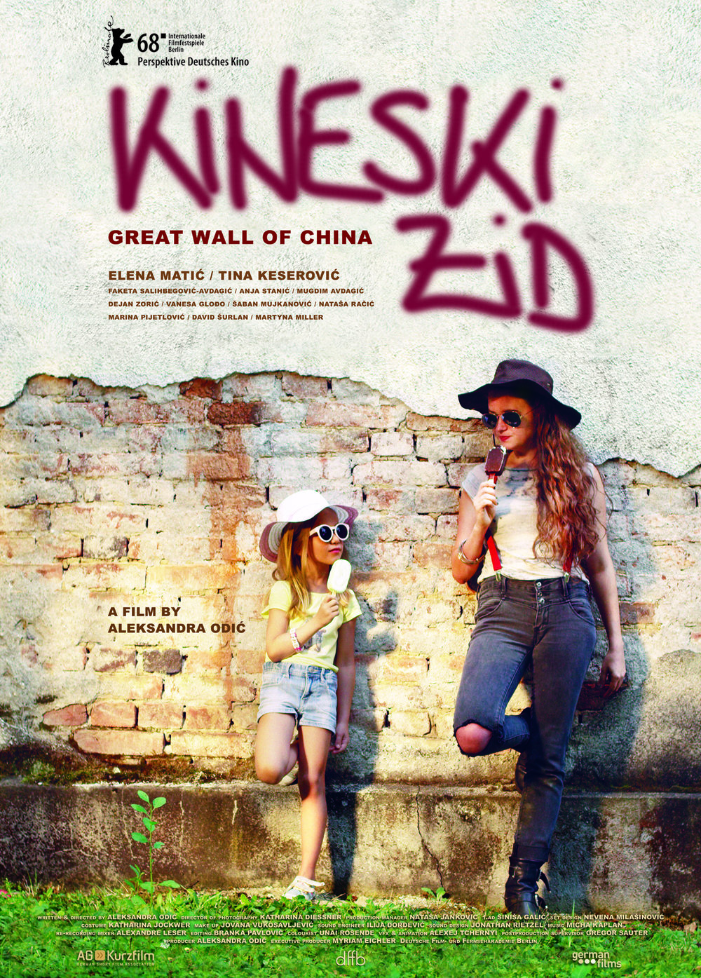 Great Wall of China    Bosnia, present day. On one afternoon, the 8 year old Maja visits her grandparents in the countryside. Her young aunt Ljilja lives there too. Ljilja is a rebellious artist, who doesn't want to accept the suffocating...   Read More