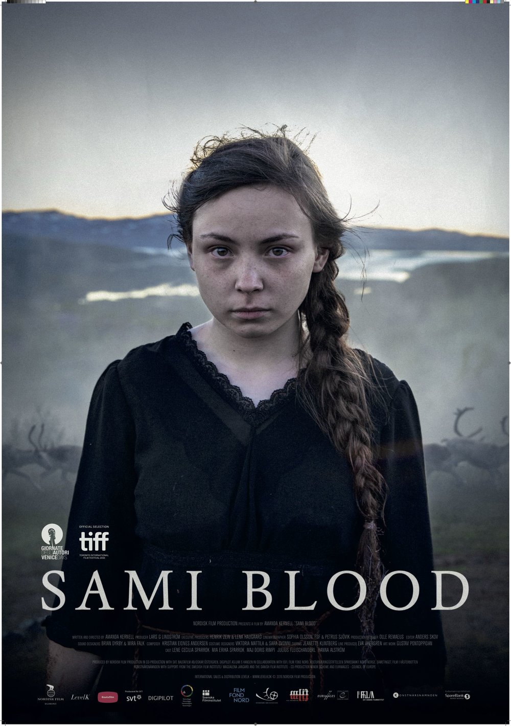 Sami Blood    Elle Marja, 14, is a reindeer-breeding Sámi girl. Exposed to the racism of the 1930's and race biology examinations at her boarding school, she starts dreaming of another life. To achieve this other life, she has to become…   Read More