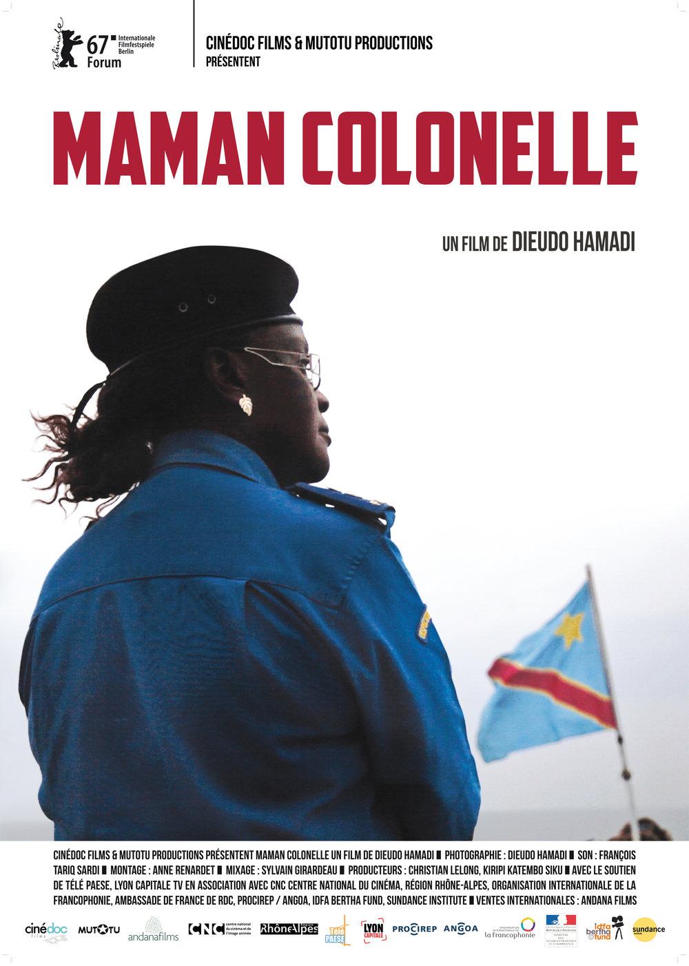 妈妈上校    欧诺瑞上校在刚果警方工作,负责儿童保护和打击性暴力。在刚果(金)东部的布卡伍工作了15年后,她得知她将被调往基桑加尼工作。在那里她面临着新的挑战……  阅读更多