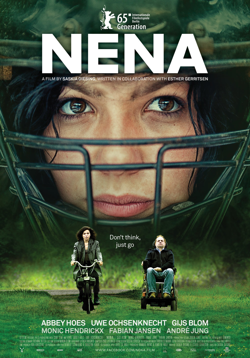 Nena    The film tells the story of sixteen-year-old Nena, who is confronted with the suicide attempt of her handicapped father. At the same time she falls head over heels in love for the first time in her life with Carlo, whose father…   Read More