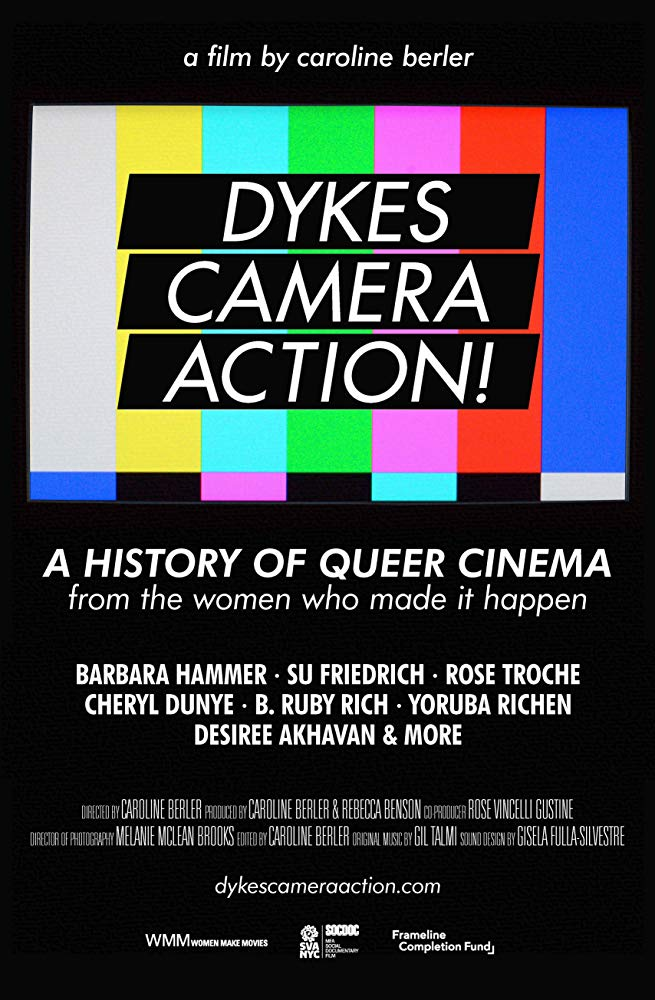 Dykes, Camera, Action!    A history of queer cinema from the women who made it happen.....   Read More