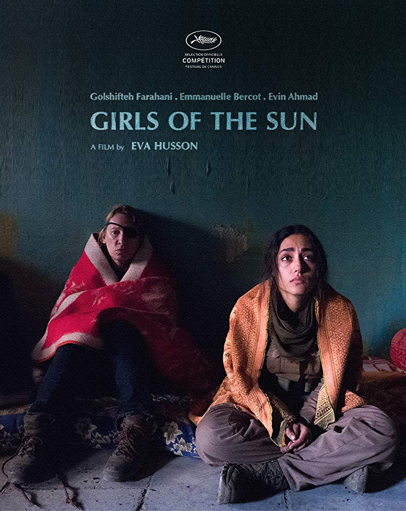 Girls of the Sun    A Kurdish female battalion prepares to take back their town from extremists....   Read More