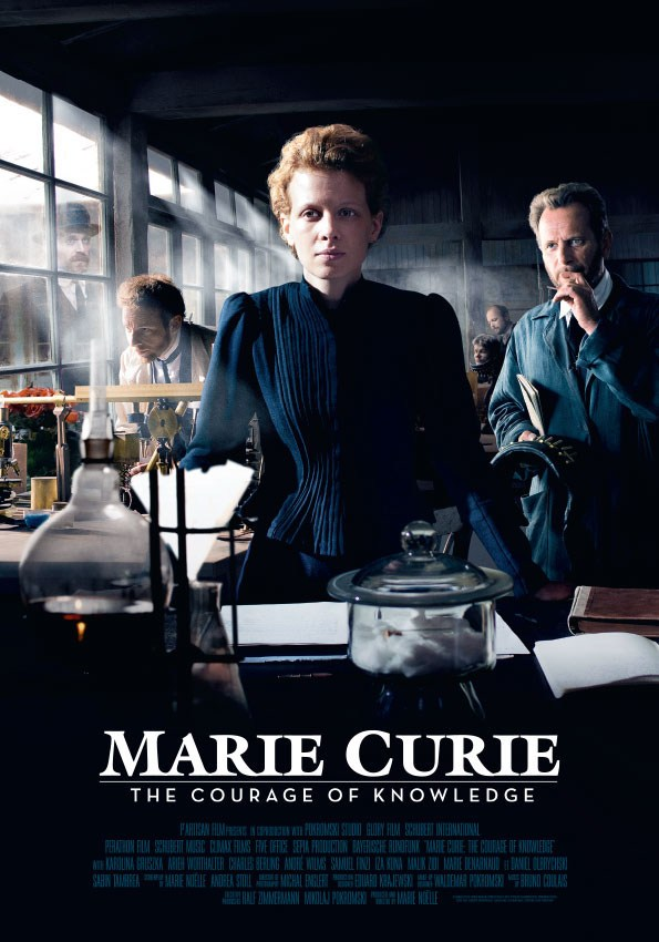 Marie Curie: The Courage of Knowledge    Marie Curie was the first woman to receive the Nobel Prize for Physics. Just as soon as it becomes known that she is receiving her second Nobel Prize - now for chemistry - the Paris press publishes correspondence between Marie and Paul, who passed on his vindictive wife. ...   Read More