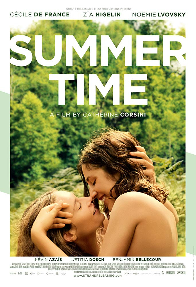 Summertime    1971. Delphine, the daughter of farmers, moves to Paris to break free from the shackles of her family and to gain her financial independence. Carole is a Parisian, living with Manuel, actively involved in the stirrings of the feminist movement. Their encounter turns their lives upside down.