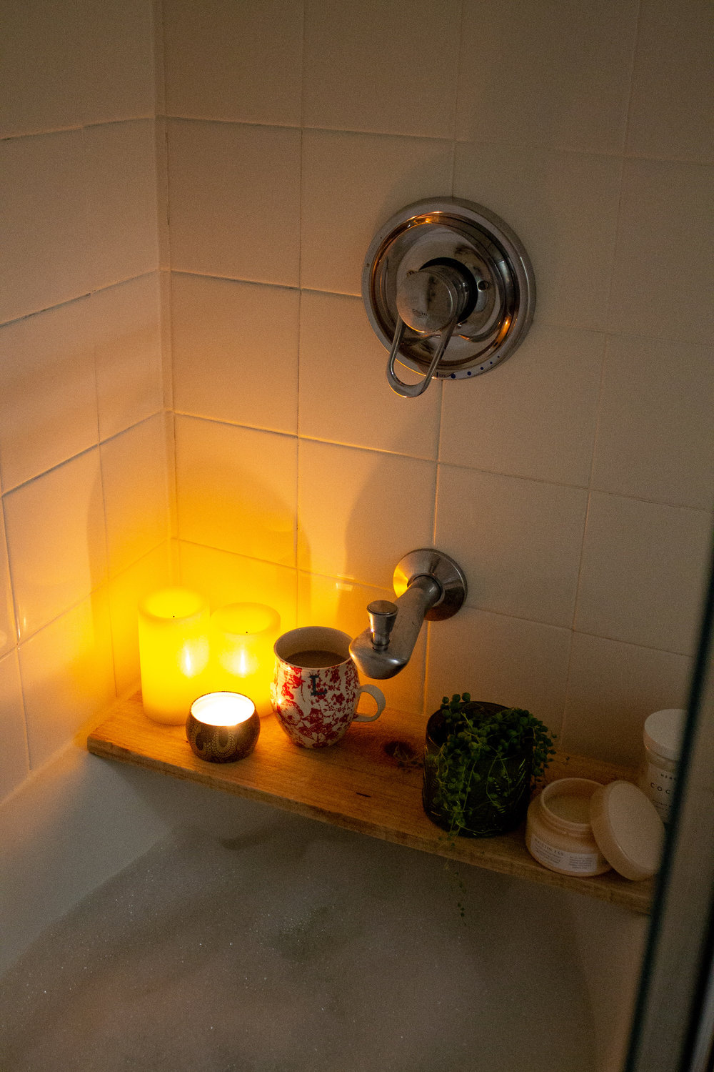 Everything You Need for the Perfect Bath — Lori Vaughn
