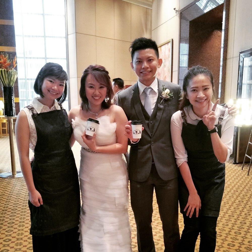 Ching Ang & Cynthia Wedding