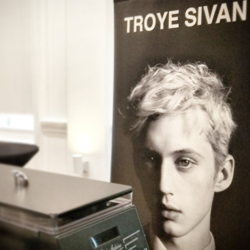 Universal Music Singapore - Troye Sivan Media Conference