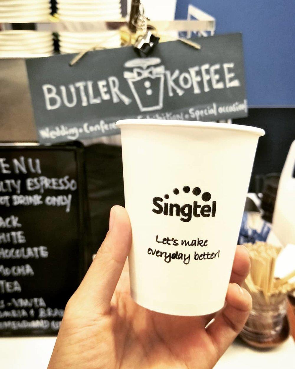 Singtel Staff Appreciation Day