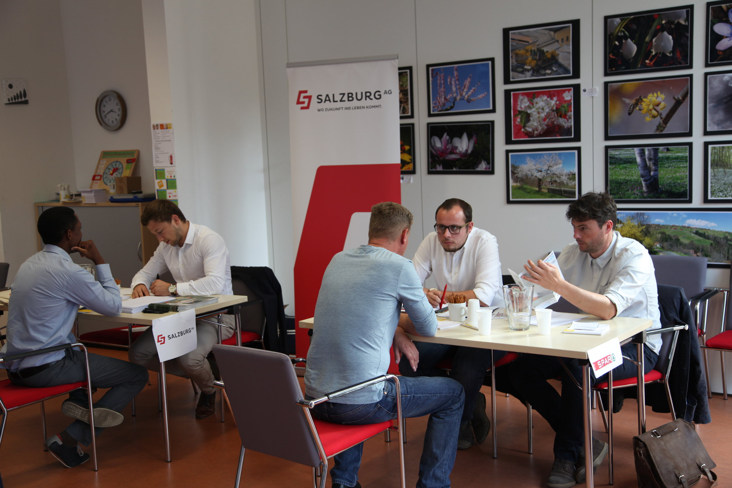 Job speed dating 2019