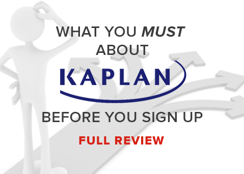 Read the full review - Detailed review & rating of Kaplan class