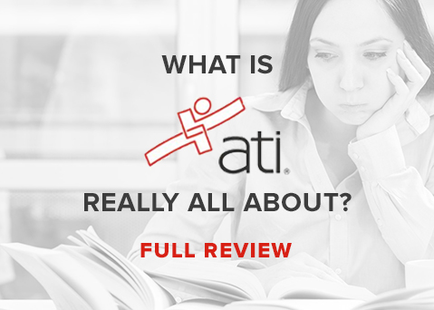 Read the full review - Detailed review & rating of ATI' class