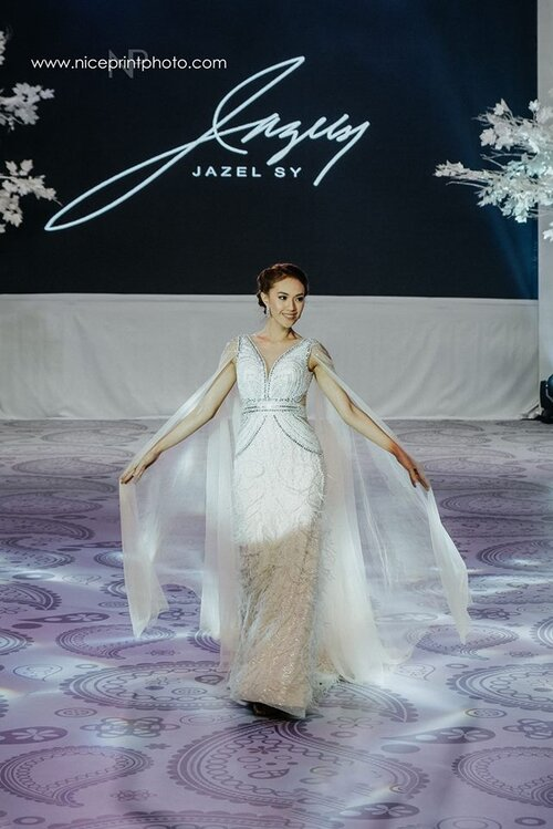 Jazel Sy Bridal Gown Philippines