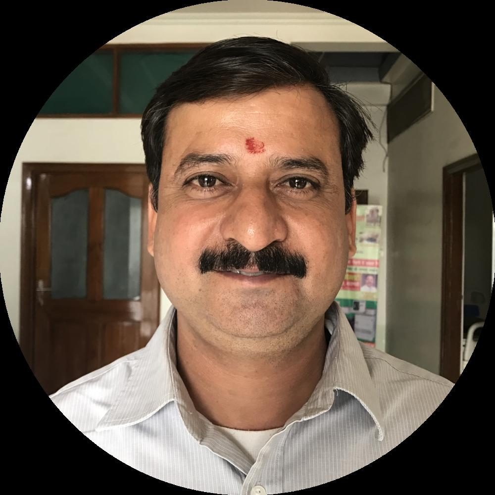 Girish Kumar Sharma  Aghor Foundation Management Committee Member  girish@aghorfoundation.org  +91-8874722722