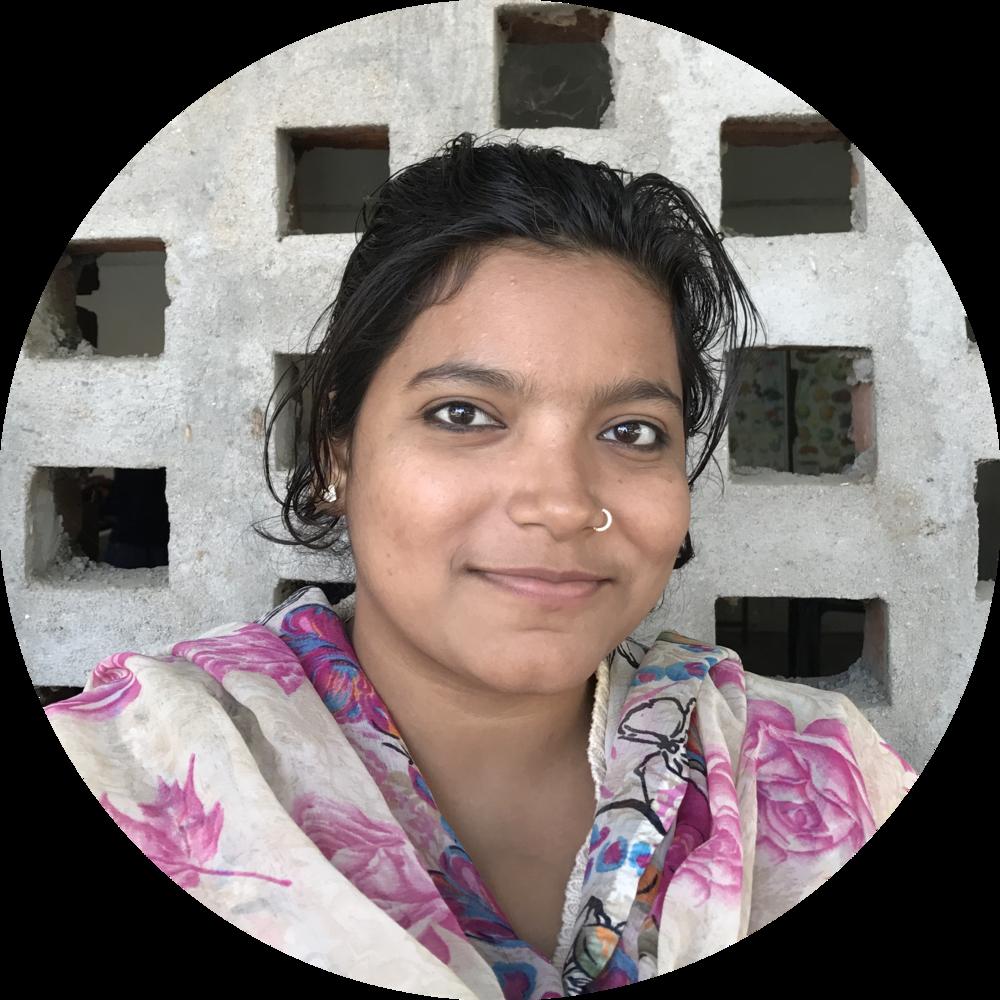 Pooja Mishra  Anjali Class 2 Teacher