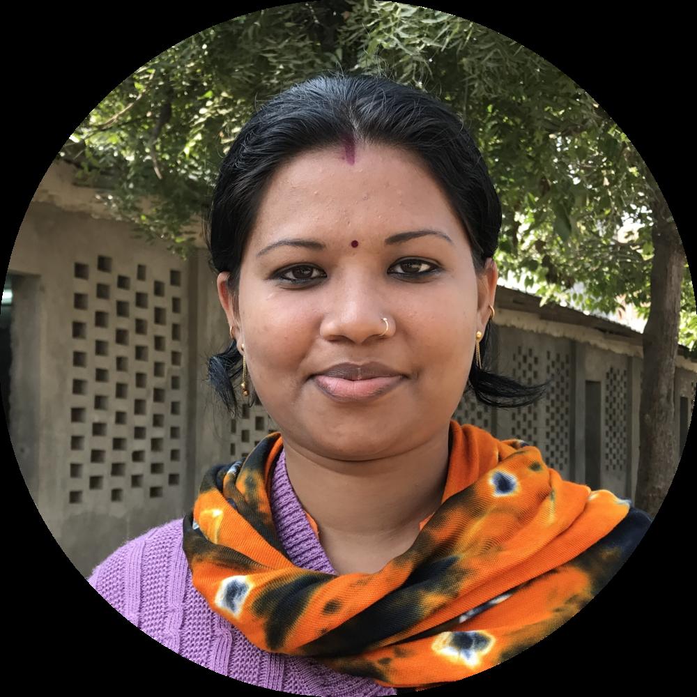Bhanupriya Aiyar  Anjali Kindergarten Teacher